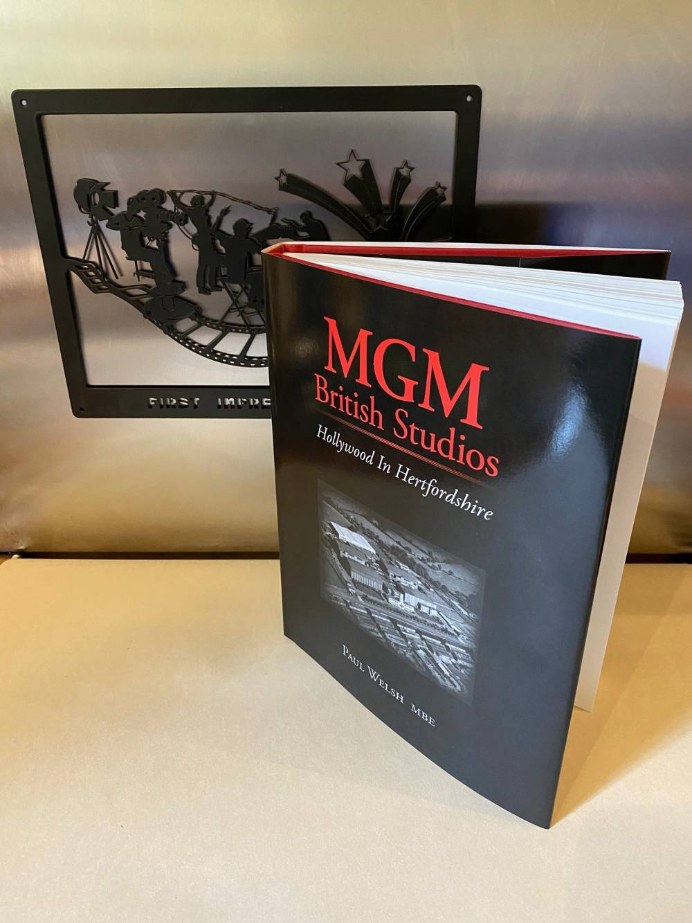 MGM British Studios – finished copies now available to buy